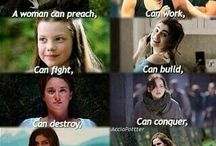 Girls to power