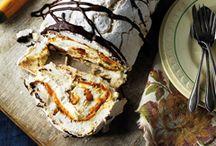 Kuchen mit Karamel