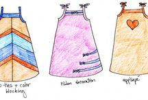 Kids Clothes Ideas:  Oliver + S patterns / by Erin Waters