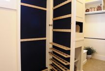 Home - Master Closet / by Lillian Hope Designs
