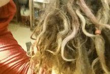 My Frizzy Hair Journey / #angiemackreilly