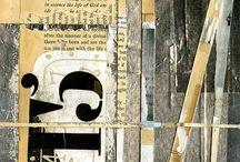 collage stuffs / by Tori Bell