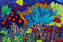 Cathy Carey paintings