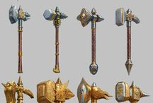 Weapon / Concepts weapons