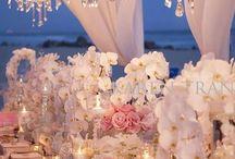 Wedding - Table Centres