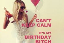 birthday's bitches