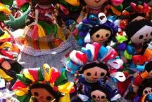 Arte popular Mexicano / Los grandes de Maestros del arte popular transforman con sus manos, los sueños y la imaginación heredada de sus antepasados, color y tradiciones en cada obra maestra.