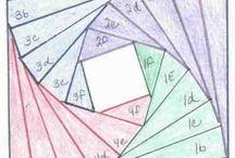 piecing pattern