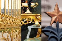 DecorGold / Goud, brons, messing en zilververf