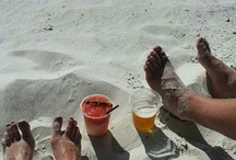 #ToesInTheSand / by Hilton CLWBeach