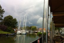 Enkhuizen, The Netherlands / A small town in North Holland where I spend a lot of my time :-)