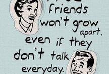 Friendship / Friendship