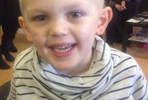 James W Kelly Model in the making / My Beautiful Nephew