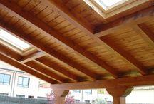 Porches / Tu porche también puede tener ventanas de tejado VELUX