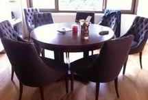 Sandalye / Chair  / Duygun Mobilya / Furniture