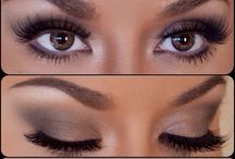 Naked Palette makeup