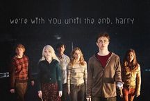 """harry potter⚡️. / """"Of course it is happening inside your head, Harry, but why on earth should that mean that it is not real?"""" -Dumbledore"""