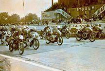 Archives / Bien avant Les Grandes Heures Automobiles sur l'Autodrome de Linas-Montlhéry, quelques photos d'archives sur les événements passés autour de ce circuit mythique.