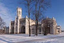 Peterhof = Петергоф знаменитый и малоизвестный