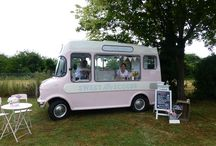 Ice Cream Van for your party or event / Hire an ice cream van for your party or event