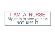 Proud to be a nurse :)
