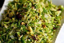 salad and veg