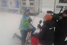 Martin Koukal, ambasador of Sporten skis / Martin Koukal's camps, teaching of skiing