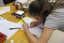Kindergeburtstag - Seifenkurse und Workshops bei Verzaubereien / Das ganz besondere Event Kindergeburtstag bei Verzaubereien