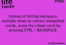 Helpful Hints:)