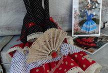 Bonecas espanholas