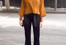 Mostaza / Adereza tu armario con el mostaza picante http://chezagnes.blogspot.com/2016/10/pantone-spicy-mustard.html la receta perfecta de @pantone  #SpicyMustard #Moda #Fashion #Pantone #AW16