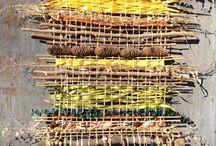 tejido madera