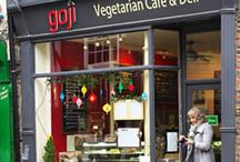 Vegetarian, Vegan and Health Food Cafes / Great tasting, delicious, healthy food !