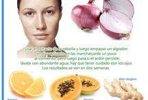 Belleza y cuidados de la piel !