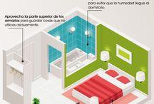 Dormitorios/dormitoris