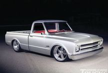 Cool 60's and 70's Cars and Trucks
