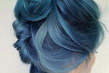 Ideas for Adele's grey hair!