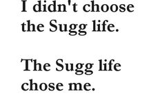 Sugg Łife / I DIDN'T CHOOSE THE SUGG LIFE, THE SUGG LIFE CHOSE ME!