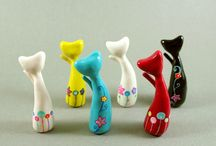 Polymer Clay - Animals