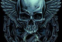 skull & bones stuff