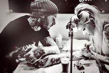 Tattoo's & Piercings / by Kassandra Robbins