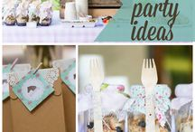Horse birthed party ideas