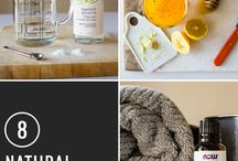 Useful recipes for cleaning and medicines