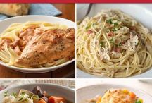 main meals+