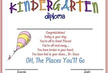 Kindergarten / Ideas for little ones