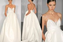 Some wedding dresses I love / One day, one dress...