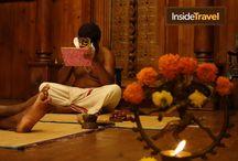 Kerala India  / Am fost in India? Mi s-a povestit mult, dar am fost? Am experienta, am fost, da. M-am intors si usor-usor mi-e totul atat de aproape de ce am simtit acolo. Mi se sedimenteaza incet-incet ce am primit. Si la fel de diversificat, animat, colorat…  http://www.insidetravel.info.ro/2013/07/kerala-din-india-1-kathakali-si-experienta-ayurvedica/