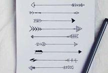 tumblr flechas