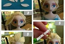 tutorial figurine elsa