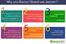 Benefits for Doctors / Why you (Doctor) Should use Jeevom ? Explore more: http://goo.gl/xk0VX3